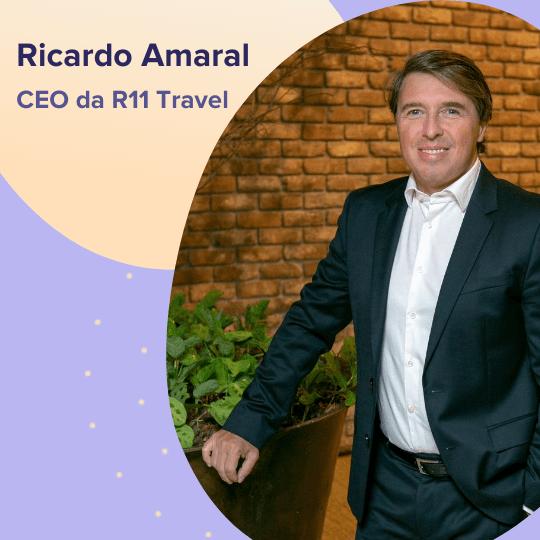 Ricardo Amaral - CEO da R11