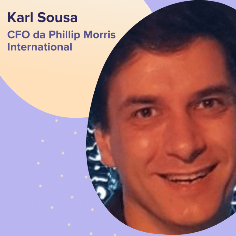 Karl Sousa - CFO da Phillip Morris International