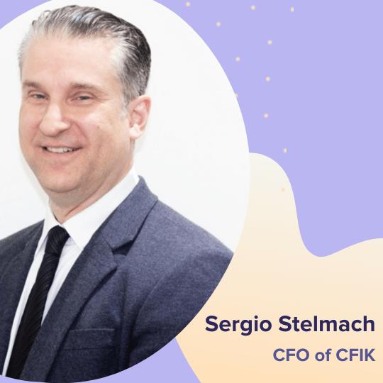 Sergio Stelmach - CFO of CFIK