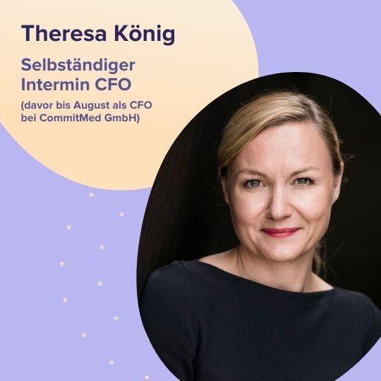 Theresa Königme: