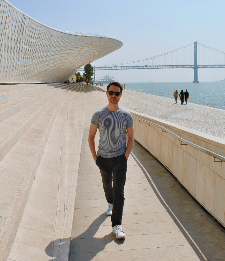 Rydoo core developer in Lisbon