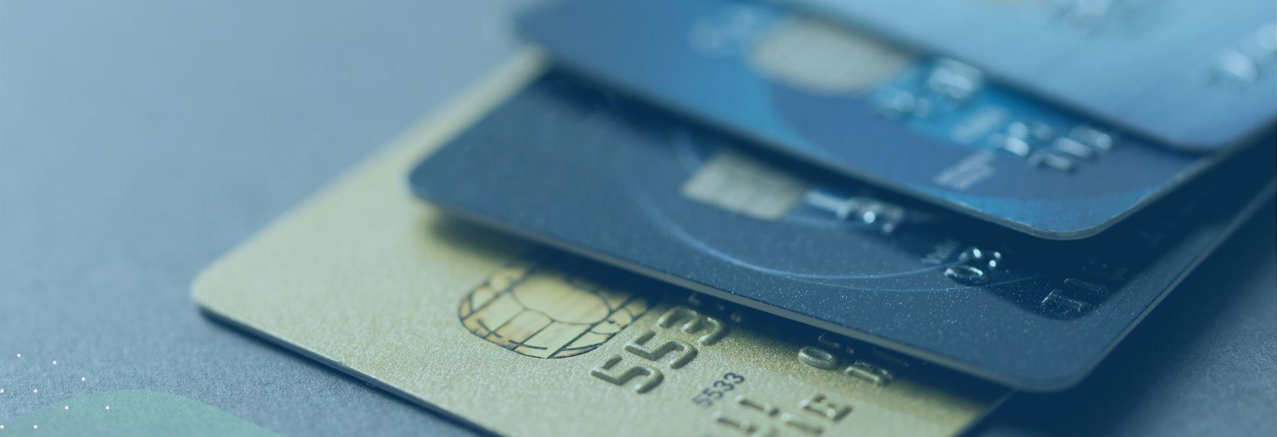 Kreditkartentransaktionen