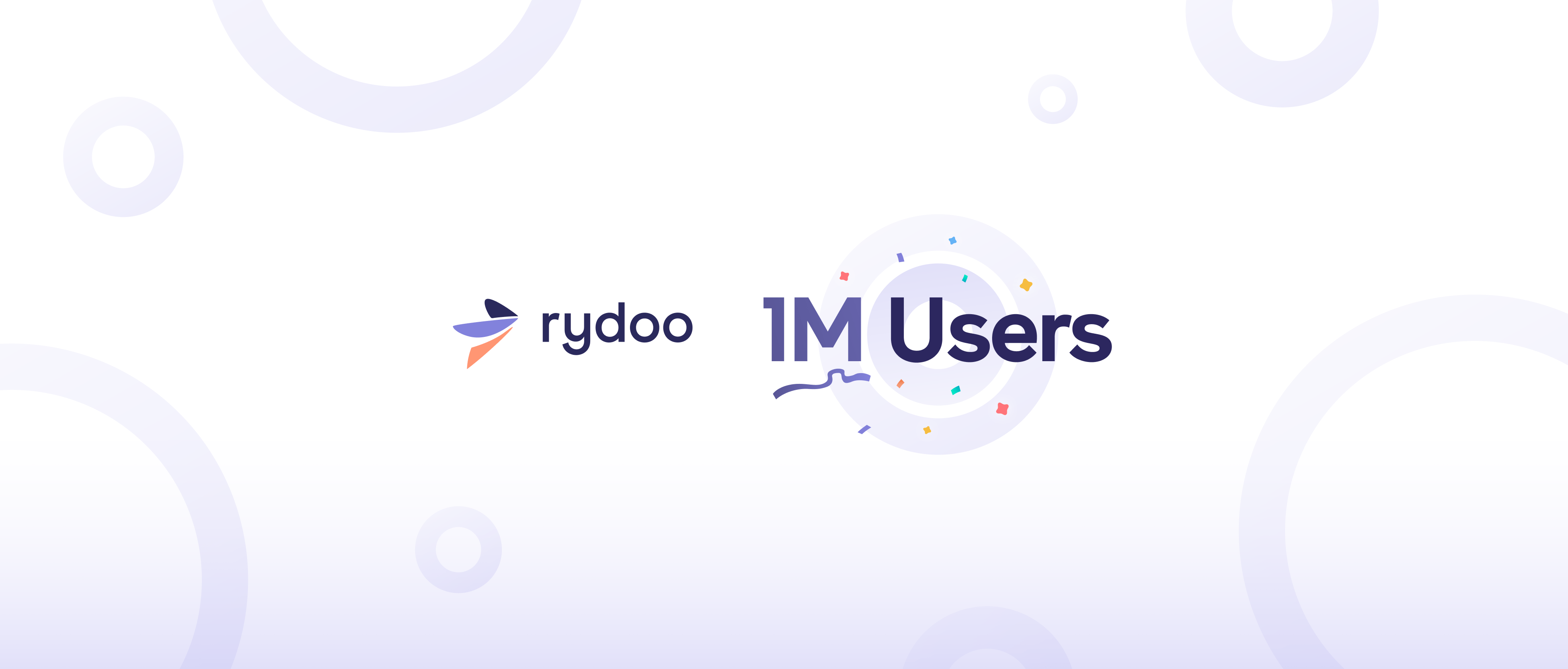 1 Million Users Rydoo