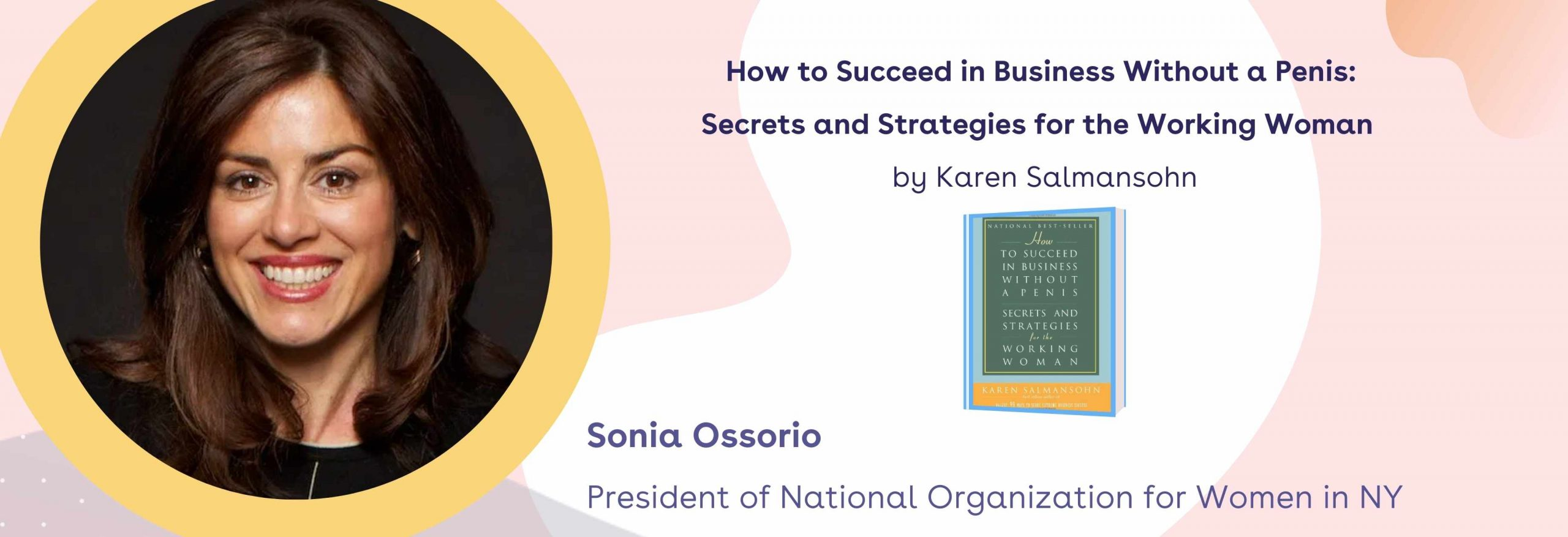 Successful businesswomen share books that have impacted their journey