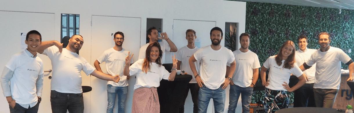 Charlotte Driessen Marketing and Sales team