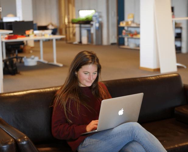 Charlotte Driessen Rydoo office