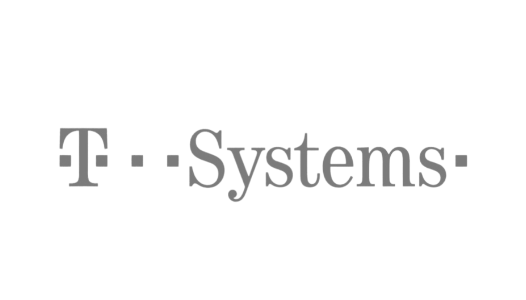 logo. t-systems