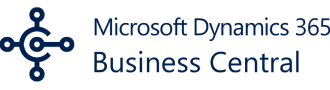 Logo Microsoft Dynamics 360 Business Central